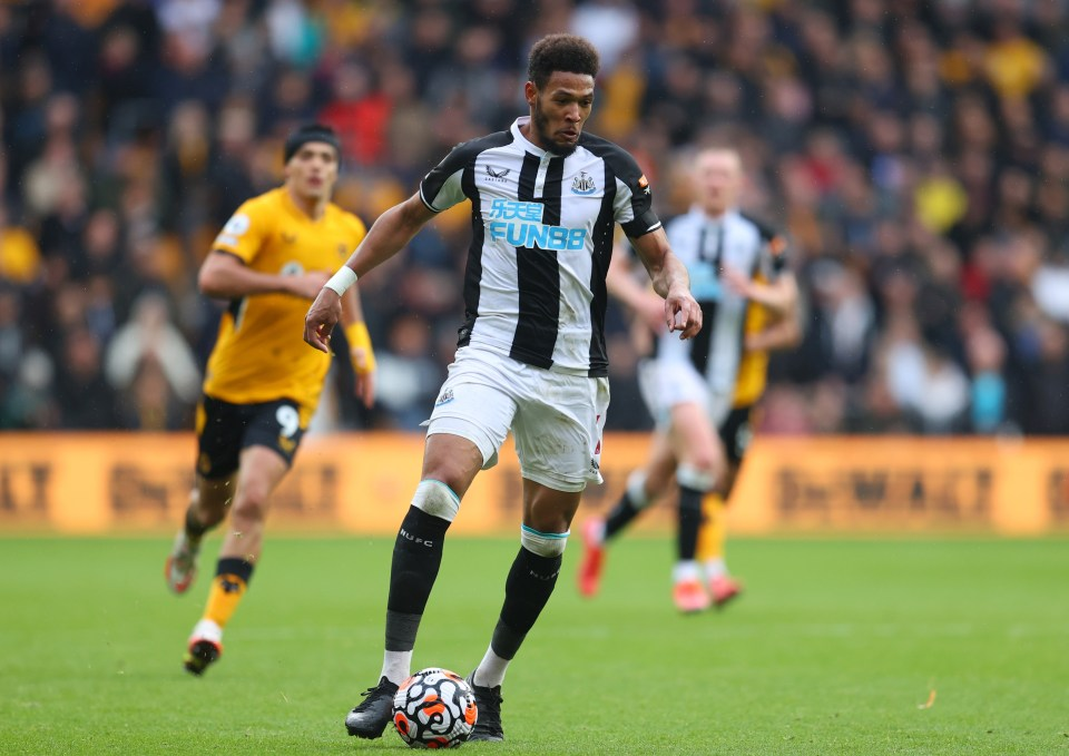 Joelinton has struggled to prove his worth at the Magpies