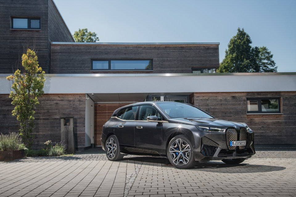 The new BMW iX is a honking great SUV and starts at £70k