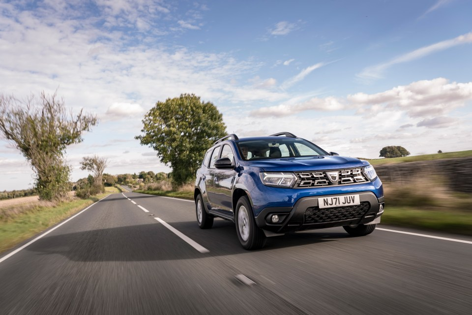 These days Dacia is climbing the shelves by injecting a bit of style and finesse into its cars
