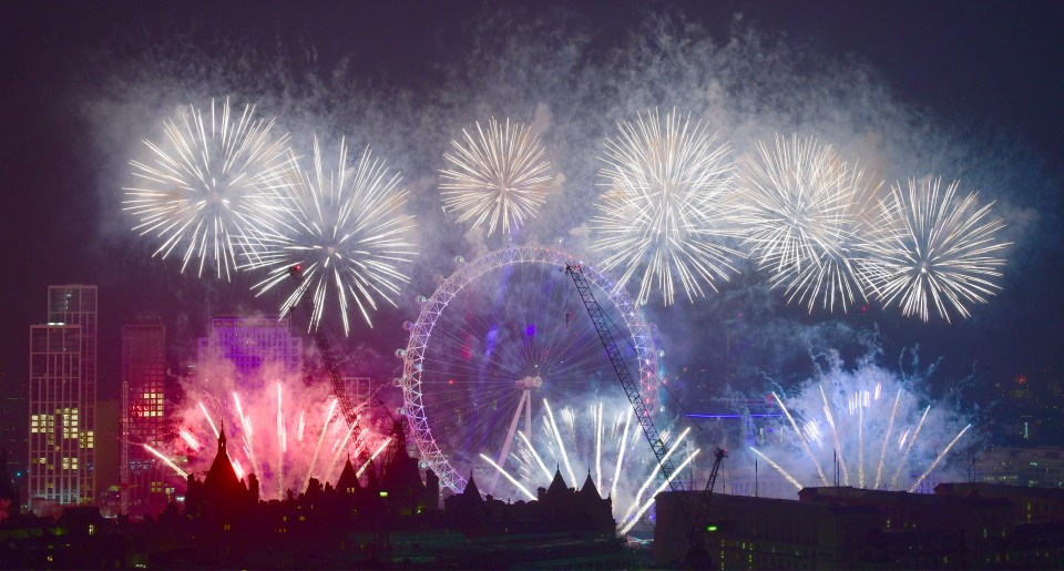 London's fireworks display has been scrapped for another year