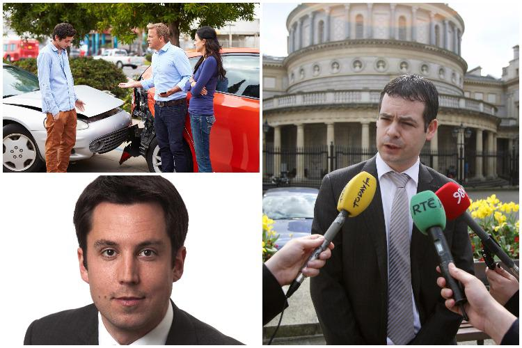 Rise in costs of car insurance claims of 44 per cent prompts demands for immediate implementation of new government report