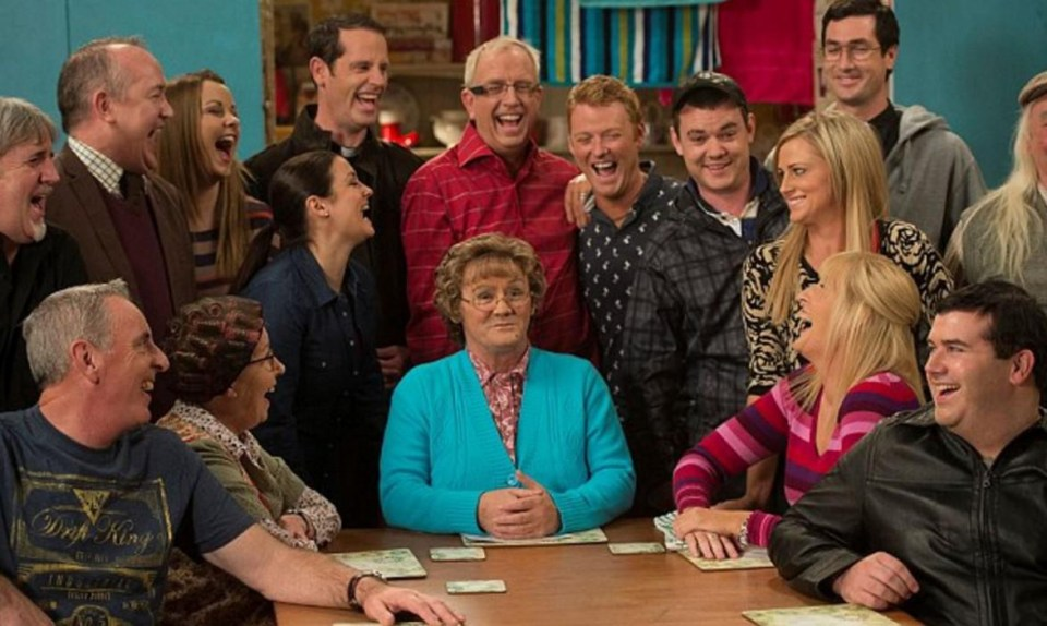 Brendan O'Carroll turned down a $100million payday from an ...