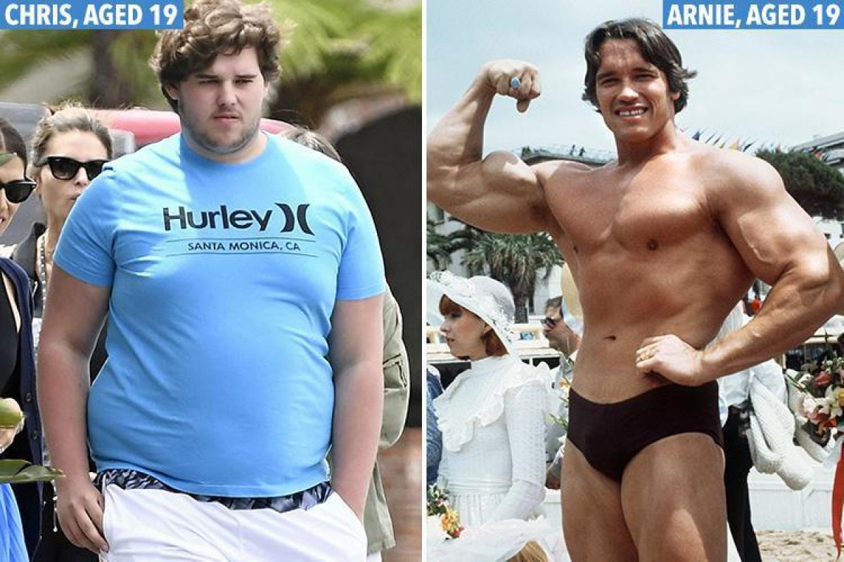 from Richard arnold schwarzenegger fat and nude