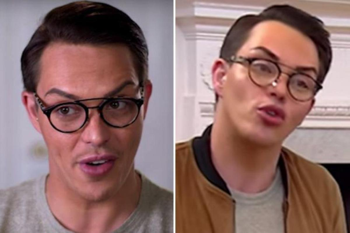 celebs go dating gay man