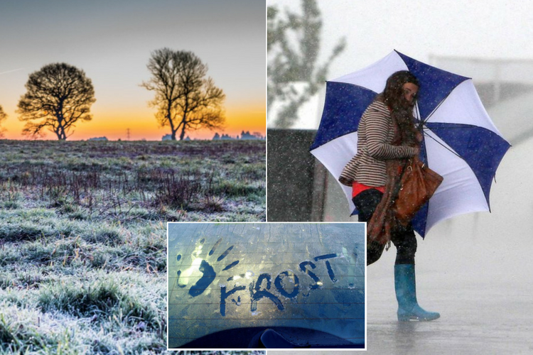 Irish weather: Frost set to hit Ireland hard as ...