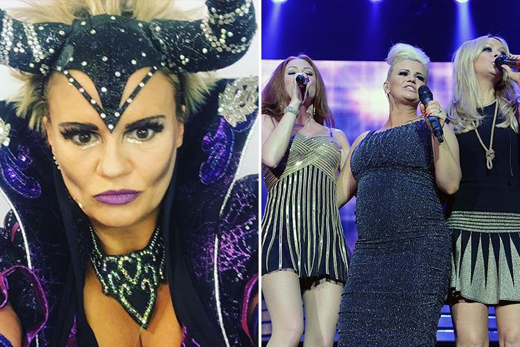 'Humiliated' Kerry Katona is being forced to sing Atomic ...