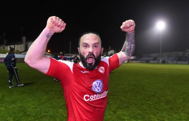 Séamus Coleman pays tribute to Raffaele Cretaro ahead of Sligo Rovers  legend's testimonial