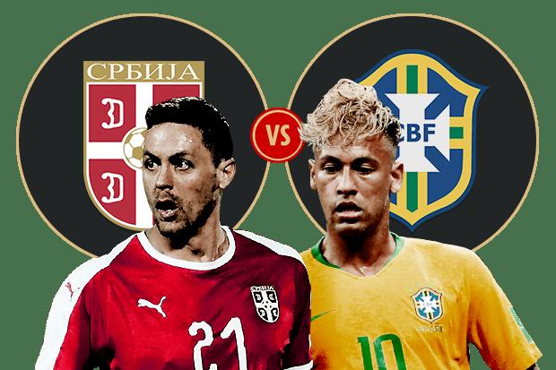 World Cup 2018 Serbia Vs Brazil Prediction Team News And