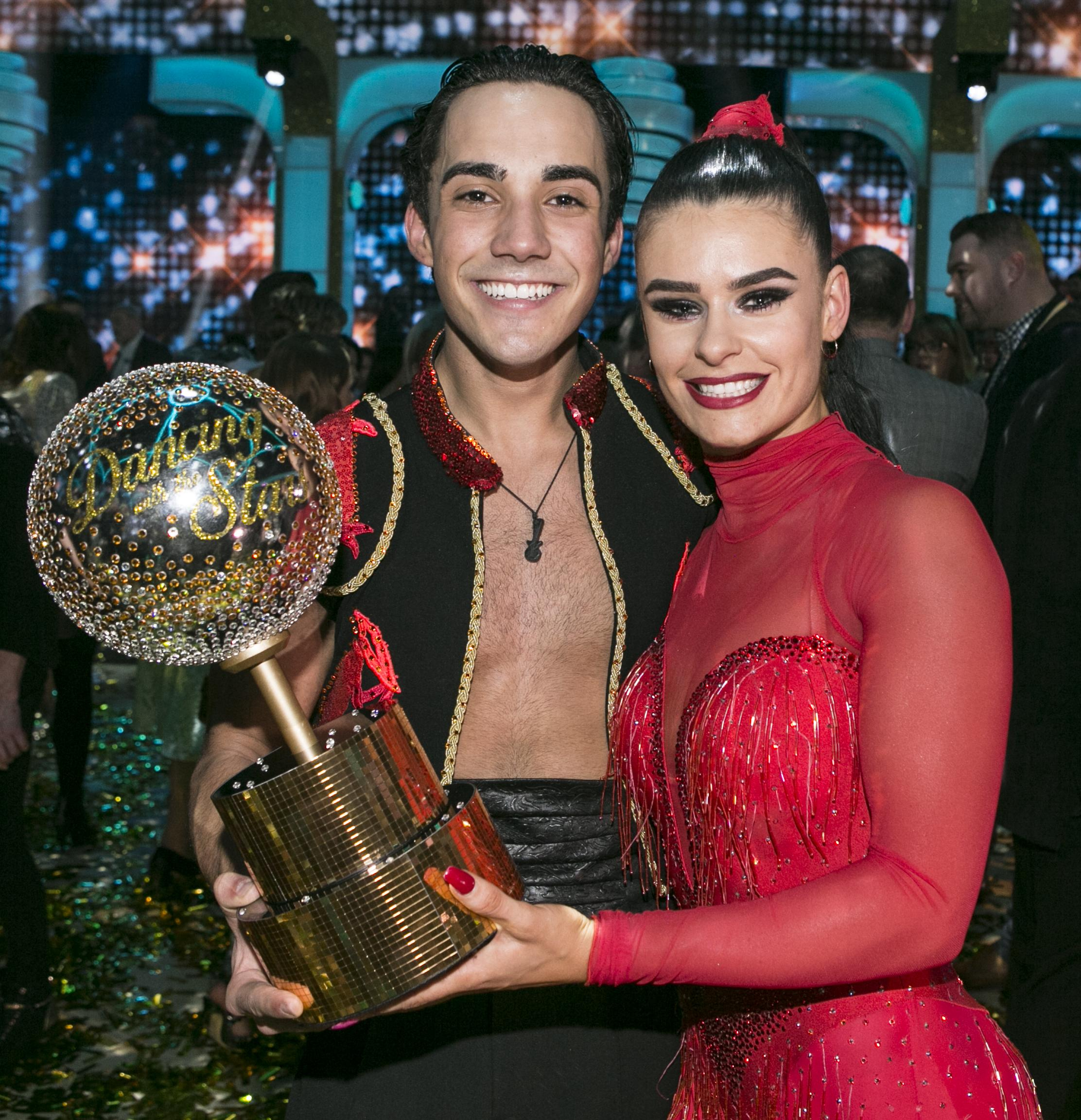 Different types of dating couples from dwts