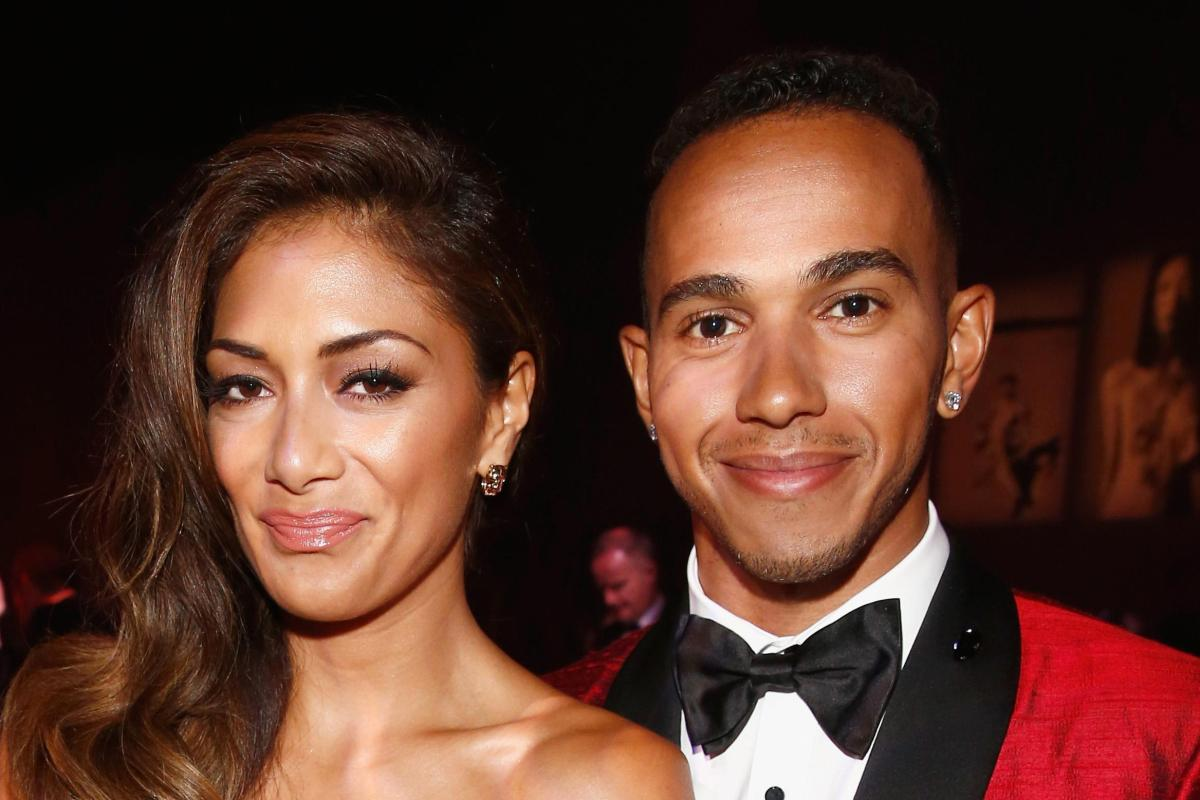 Who has Lewis Hamilton dated? Nicole Scherzinger, Rita Ora ...