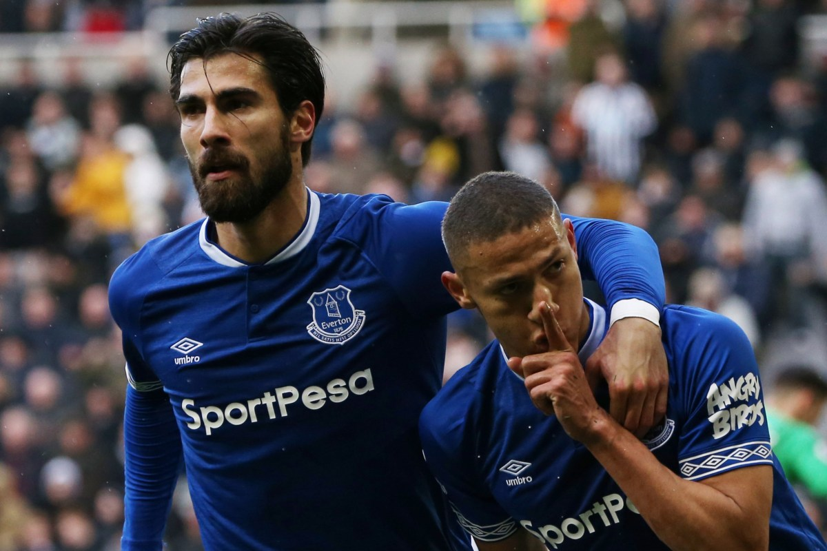 Newcastle vs Everton: Live stream, TV channel, kick off ...