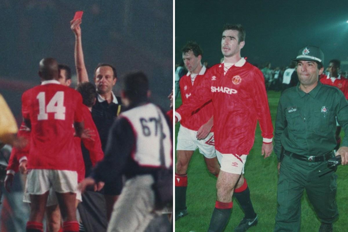 Roy keane är manchester uniteds mest framgångsrika lagkapten någonsin. Man Utd legend Eric Cantona 'wanted to kill f***er ...