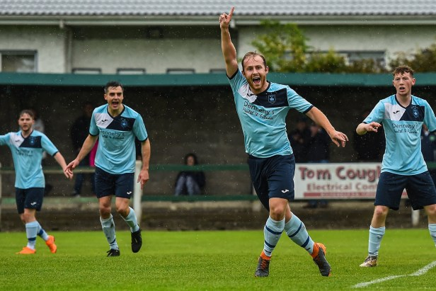 LOI veteran David O'Leary is grateful to get out of lower level football  limbo with Cobh Ramblers after winding road