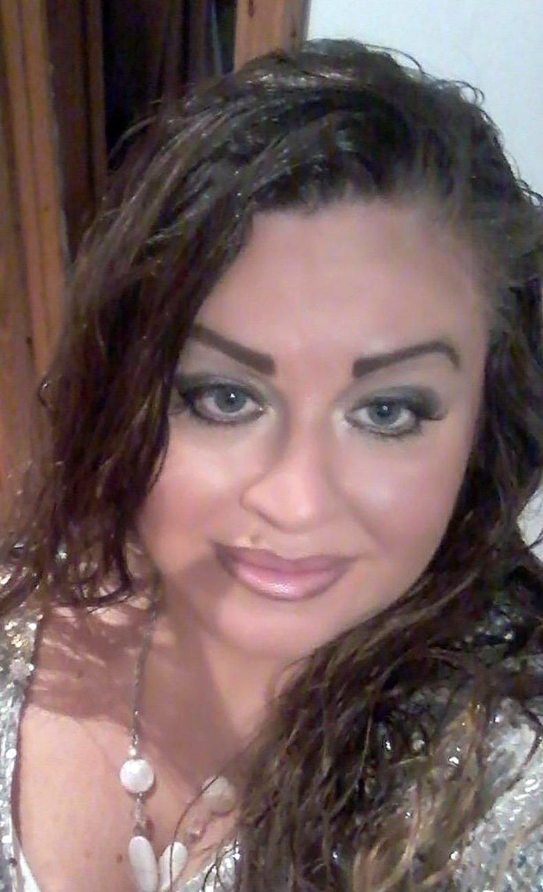 Karen McClean was stabbed to death by her son Ken Flanagan