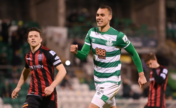 Shamrock Rovers 2-1 Bohemians: Stephen Bradley's side take all three points  thanks to second-half penalty
