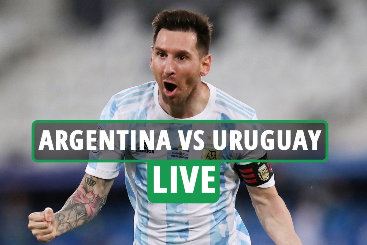 Argentina Vs Uruguay 2021 Time : Www Thesun Ie Wp Content Uploads Sites 3 2021 0