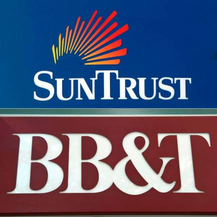 BB&T to buy SunTrust in biggest US bank deal in a decade