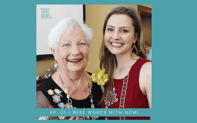 Episode 21 | Wise Words with Nomi