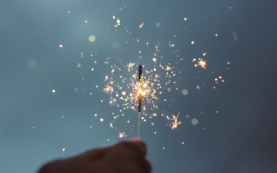 Sparkle With Self-Forgetfulness