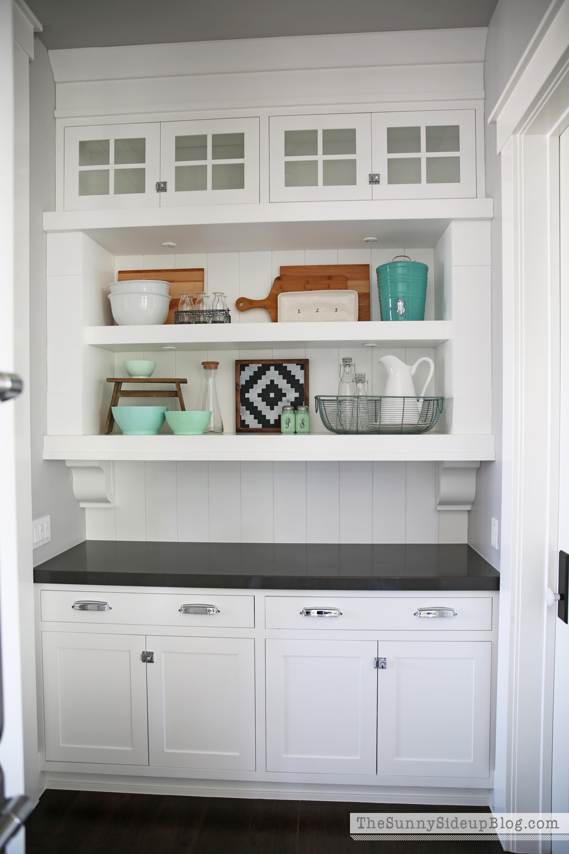 Butler S Pantry Shelves