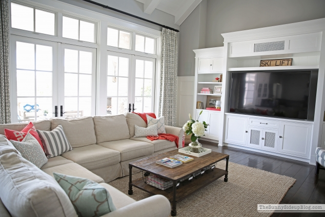 Spring House Tour The Sunny Side Up Blog