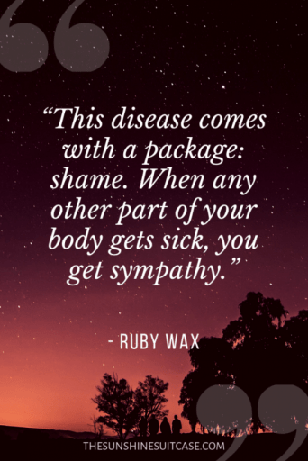 Ruby Wax Quote 1