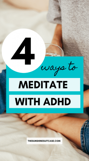 meditating with ADHD