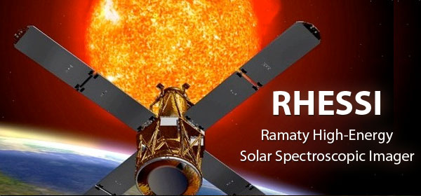 RHESSI (Ramaty High-Energy Solar Spectroscopic Imager)