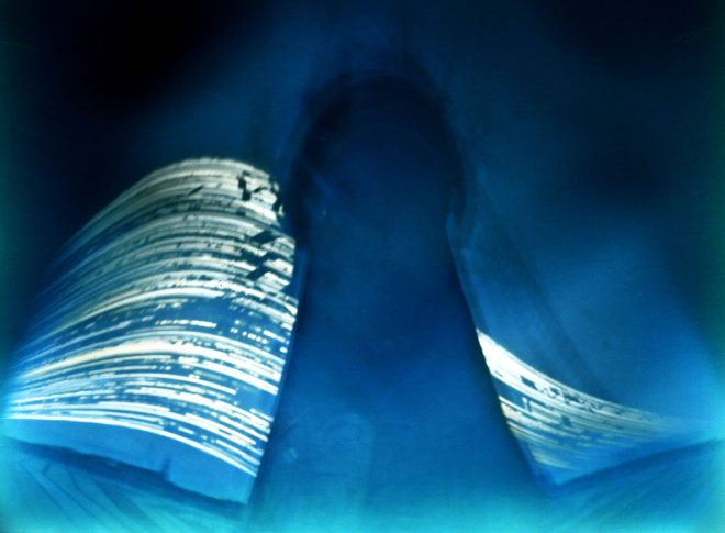 June 21 to December 18, 2013 Solargraph Image