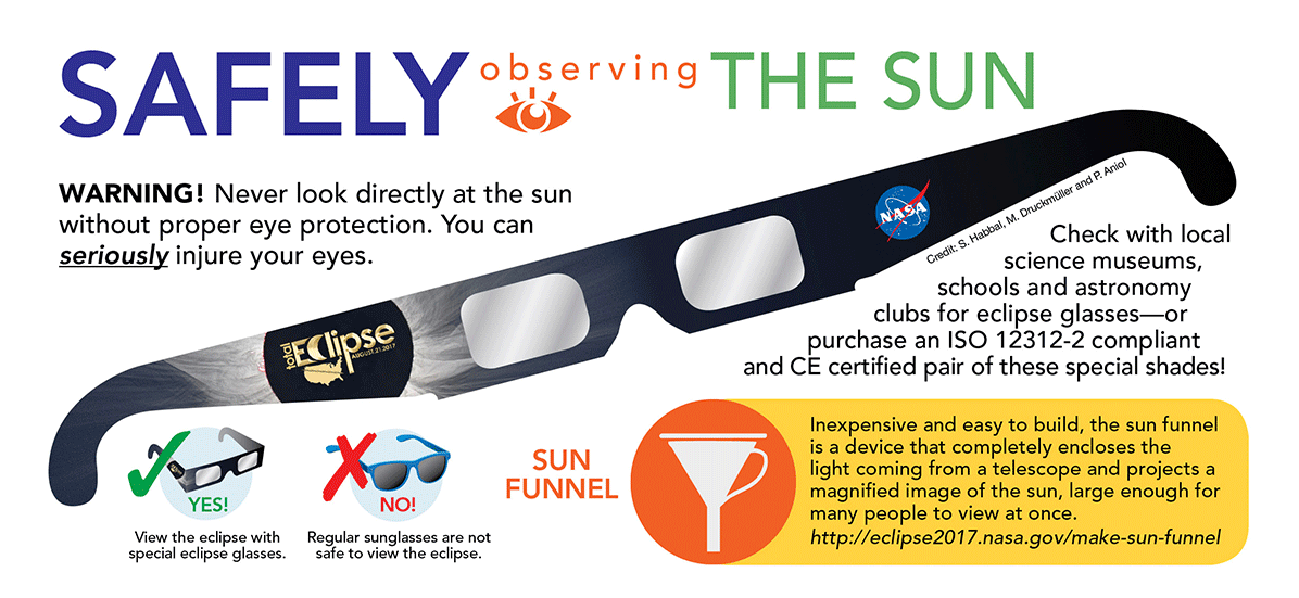 NASA eye safety