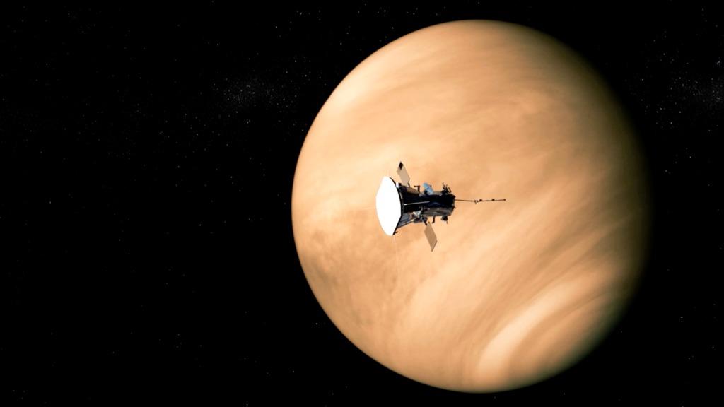 Venus Fly By