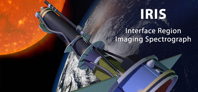 IRIS - Interface Region Imaging Spectrograph