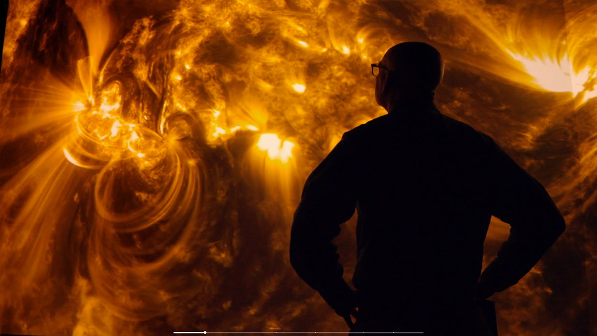 National Geographic Special: Mission to the Sun - C. Alex Young