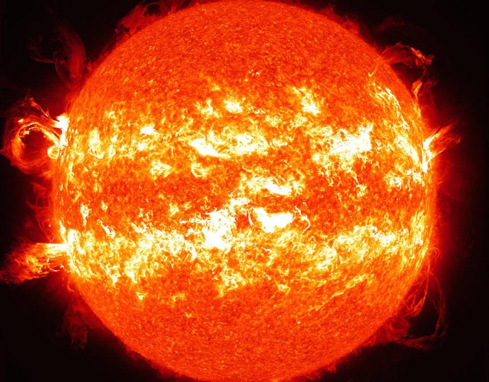 Credit: NASA's Goddard Space Flight Center/SDO/S. Wiessinger
