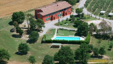 Country House Podere Le Rane Felici - Inferno Run | The SunWod
