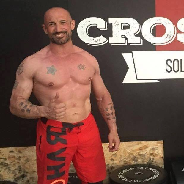 Pierbruno Pasotti - crossfit athlete | The SunWod