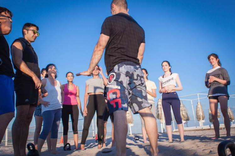Box CrossFit in Sardegna | The SunWod