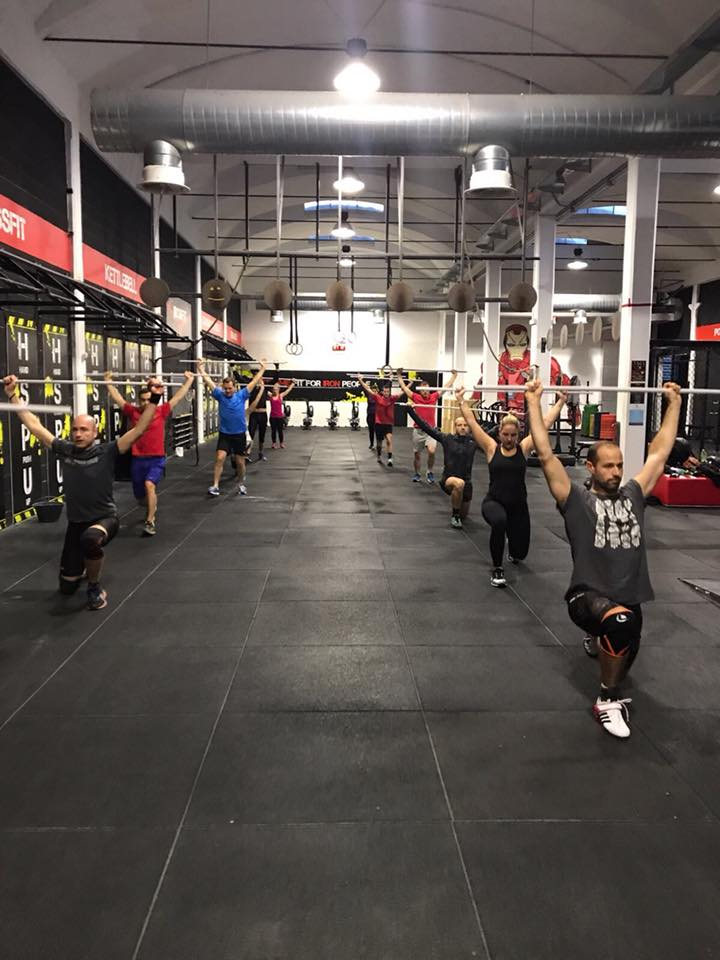 Ironfit CrossFit 20900 Monza | The SunWod