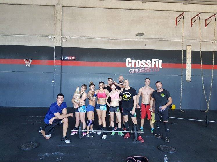 CrossFit Grosseto  Toscana - Box CrossFit ufficiale Italia / The SunWod