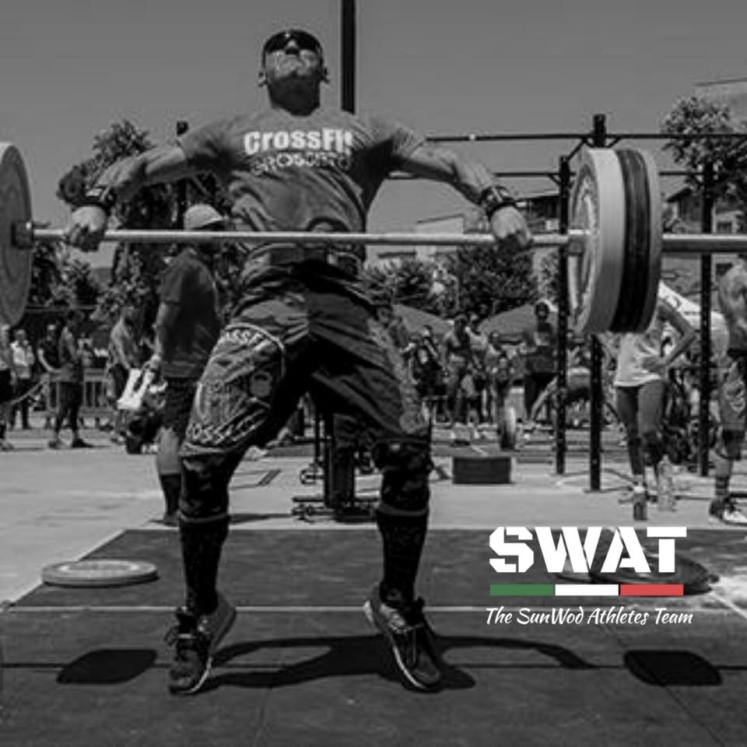 Fabrizio Gabriele - CrossFit Grosseto - SWAT Athlete | The SunWod - Logistics & Accommodations