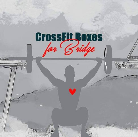 CrossFit boxes for Bridge . ponte Morandi Genova | The SunWod