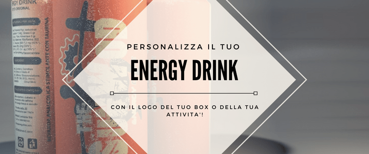 Energy Drink personalizzato | The SunWod