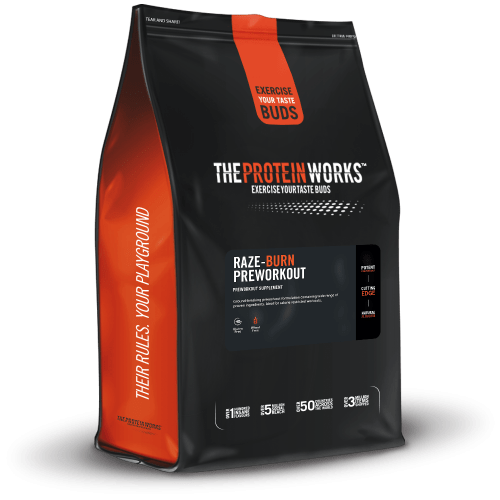 RAZE-BURN™ PRE-ALLENAMENTO THE PROTEIN WORKS