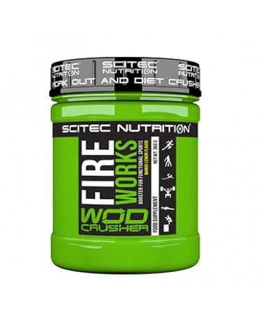 SCITEC NUTRITION WOD CRUSHER FIREWORKS 360g