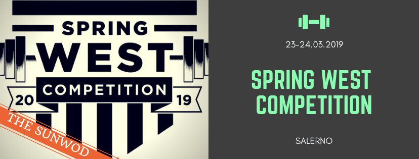 Spring West Competition