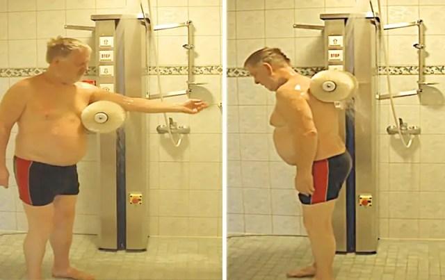 Image result for human wash