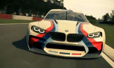 BMW Vision GT-3