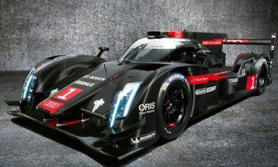 Audi R18 e-tron Quattro LMP1 racer