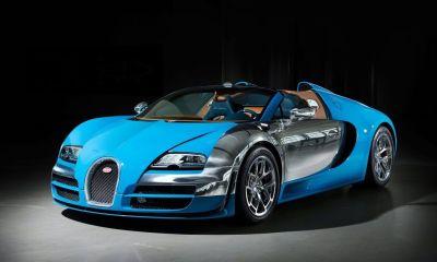 Bugatti Veyron MeoCostantini