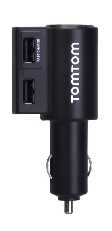 TomTom High Speed Multi-Charger product shot